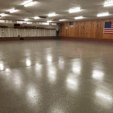 Floors Resurfaced