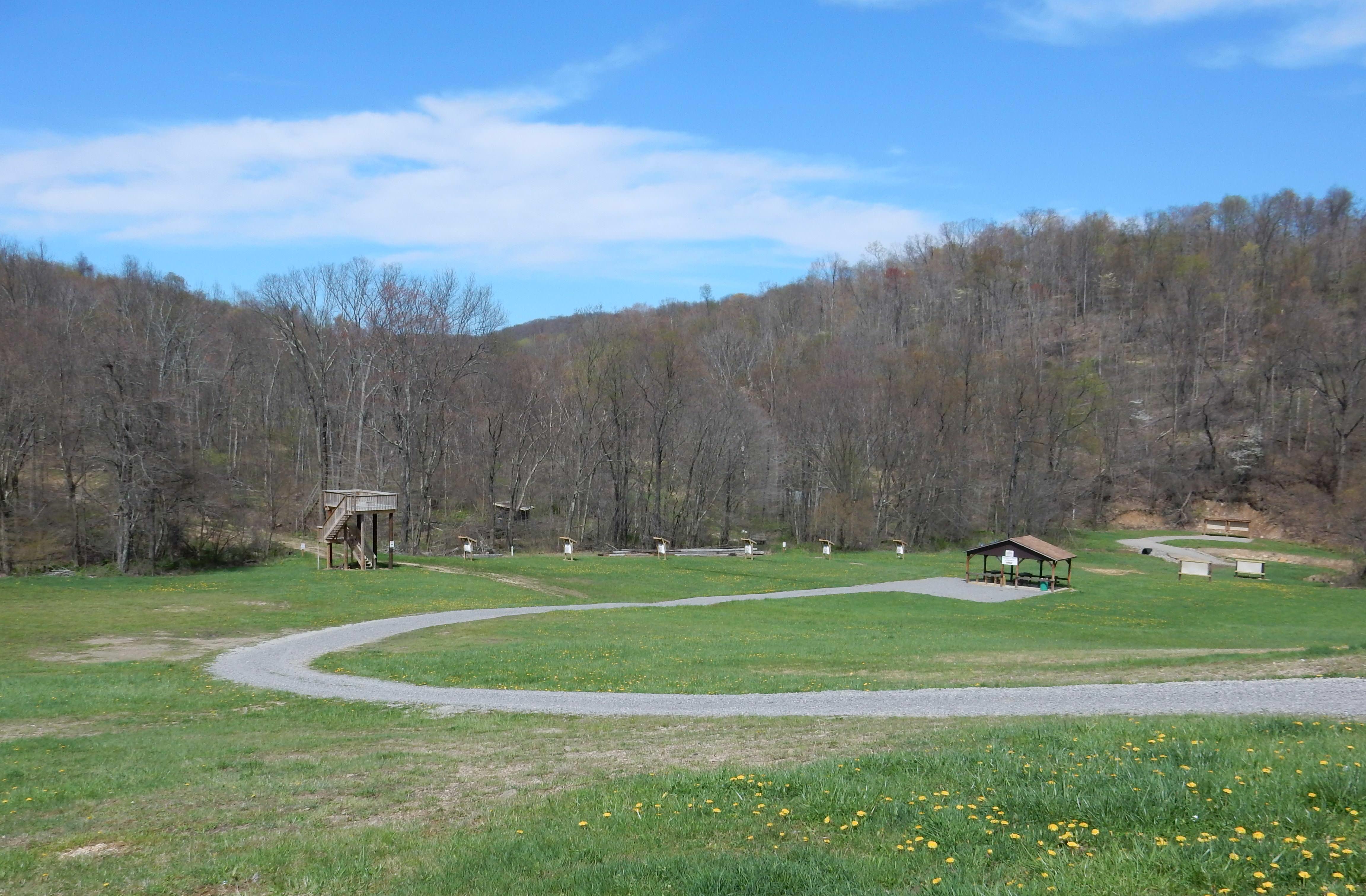 Burnt Ridge Bow & Gun Club Shooting Range