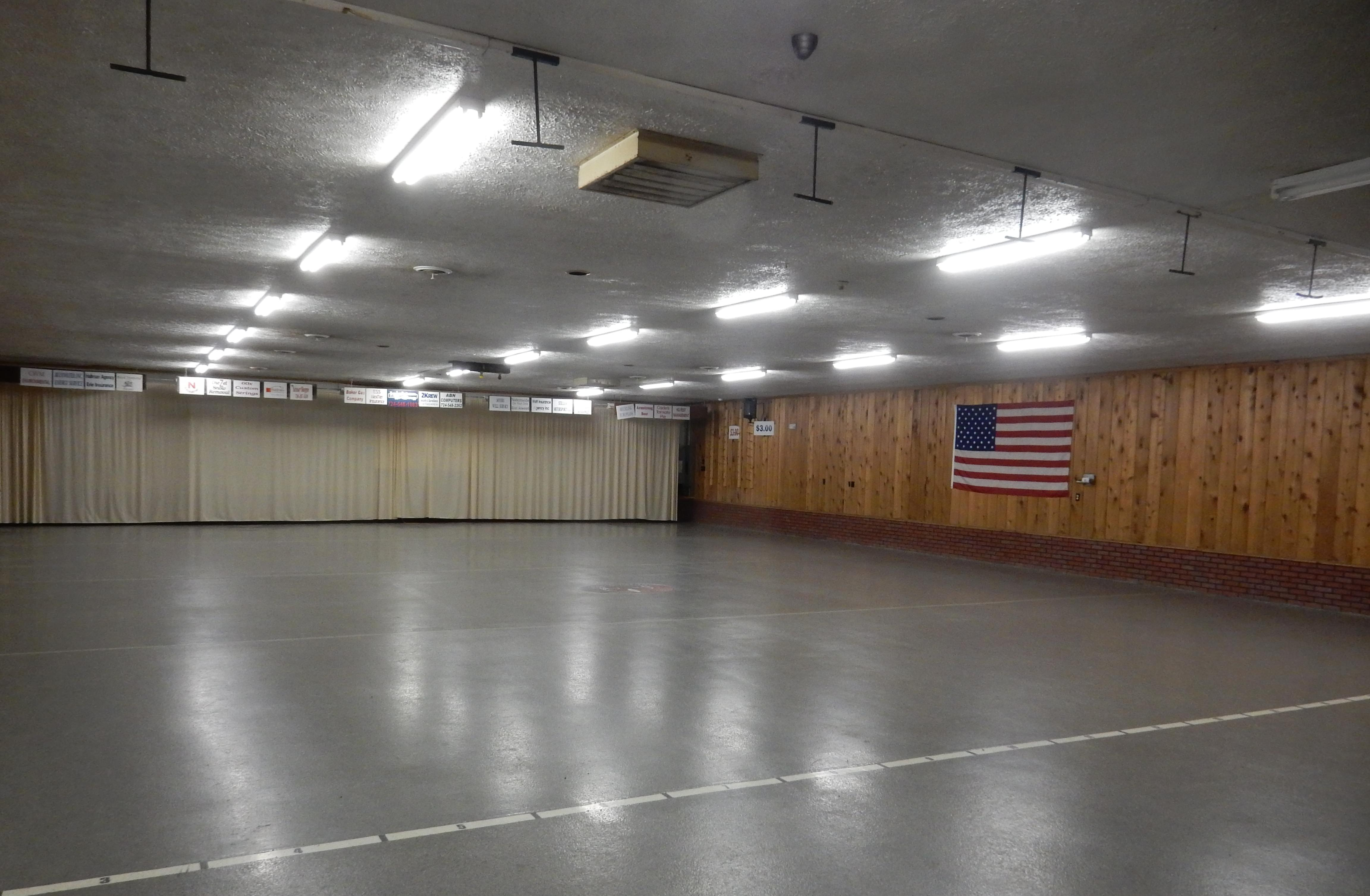 Burnt Ridge Bow & Gun Club Main Hall