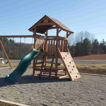 New Playground Installed
