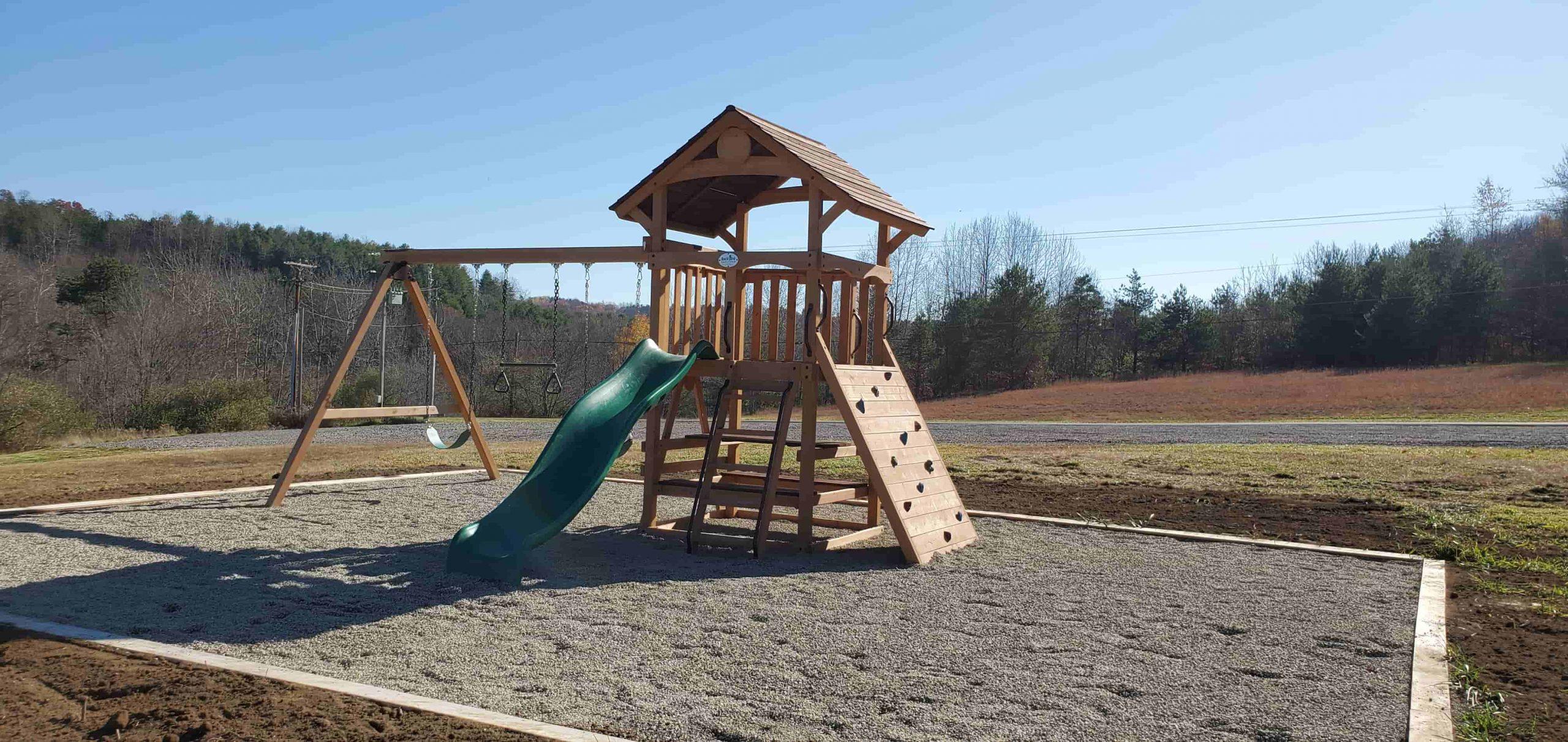 Burnt Ridge Playground